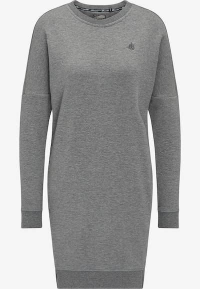 DREIMASTER Robe en gris: Vue de face