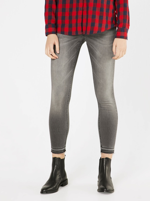 Herrlicher Slim Fit Jeans 'Touch Cropped'