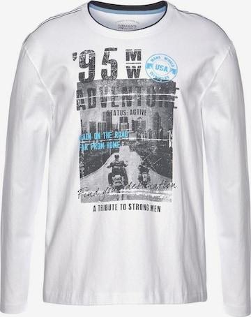 Man's World Shirt in White