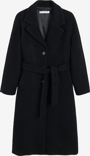 MANGO Mantel 'Robe' in schwarz, Produktansicht