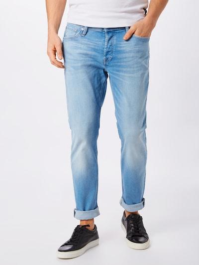JACK & JONES Jeans  'ITIM JJORIGINAL AGI 002' in blue denim, Modelansicht