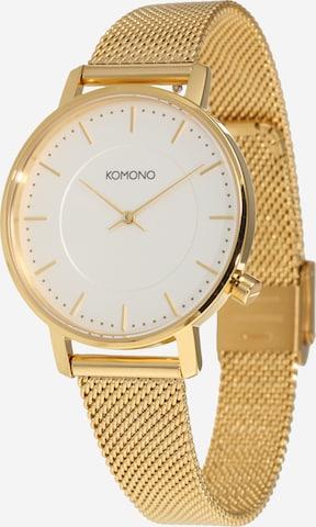 Komono Analog Watch 'Harlow' in Gold