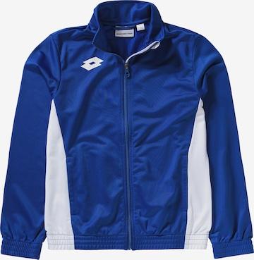 LOTTO Athletic Jacket 'Delta' in Blue