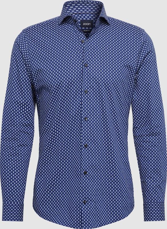 JOOP  Hemd 'Pajos' in dunkelblau   weiß  Markenkleidung für Männer und Frauen