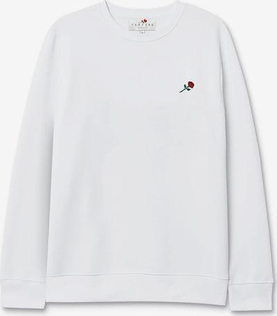 Vertere Berlin Sweatshirt in weiß, Produktansicht