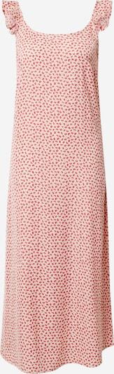 PIECES Jurk 'PCMAYA SLIP ANKLE DRESS' in de kleur Pink / Rosa: Vooraanzicht