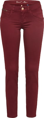 TOM TAILOR Farbige Jeans 'coloured slim Carrie'