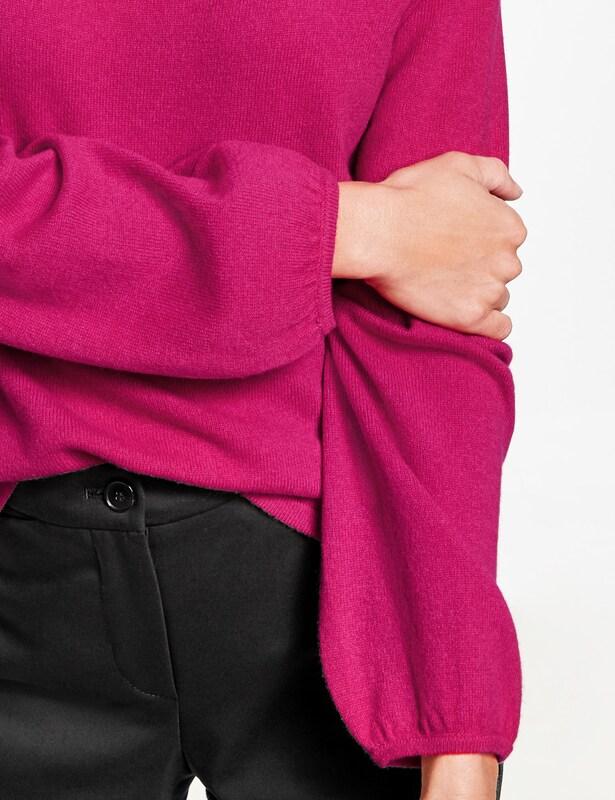 GERRY WEBER Pullover in cyclam  Großer Großer Großer Rabatt a82d87