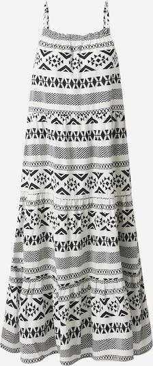 ONLY Poletna obleka 'Lucca' | črna / bela barva, Prikaz izdelka