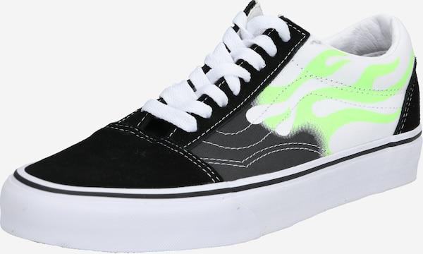VANS Sneakers laag 'Old Skool' in Zwart   ABOUT YOU