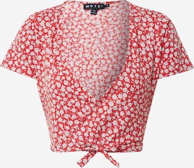 Motel Shirt 'BILEN' in rosa / rot, Produktansicht