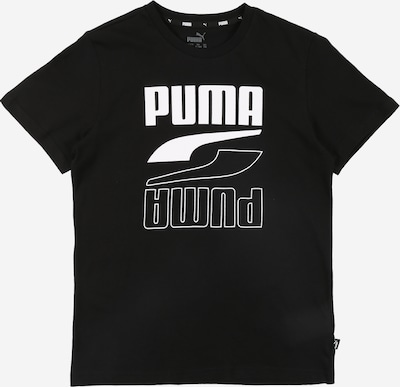 PUMA Funkčné tričko 'Rebel Bold' - čierna / biela, Produkt