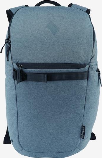 NitroBags Sac à dos en bleu denim, Vue avec produit