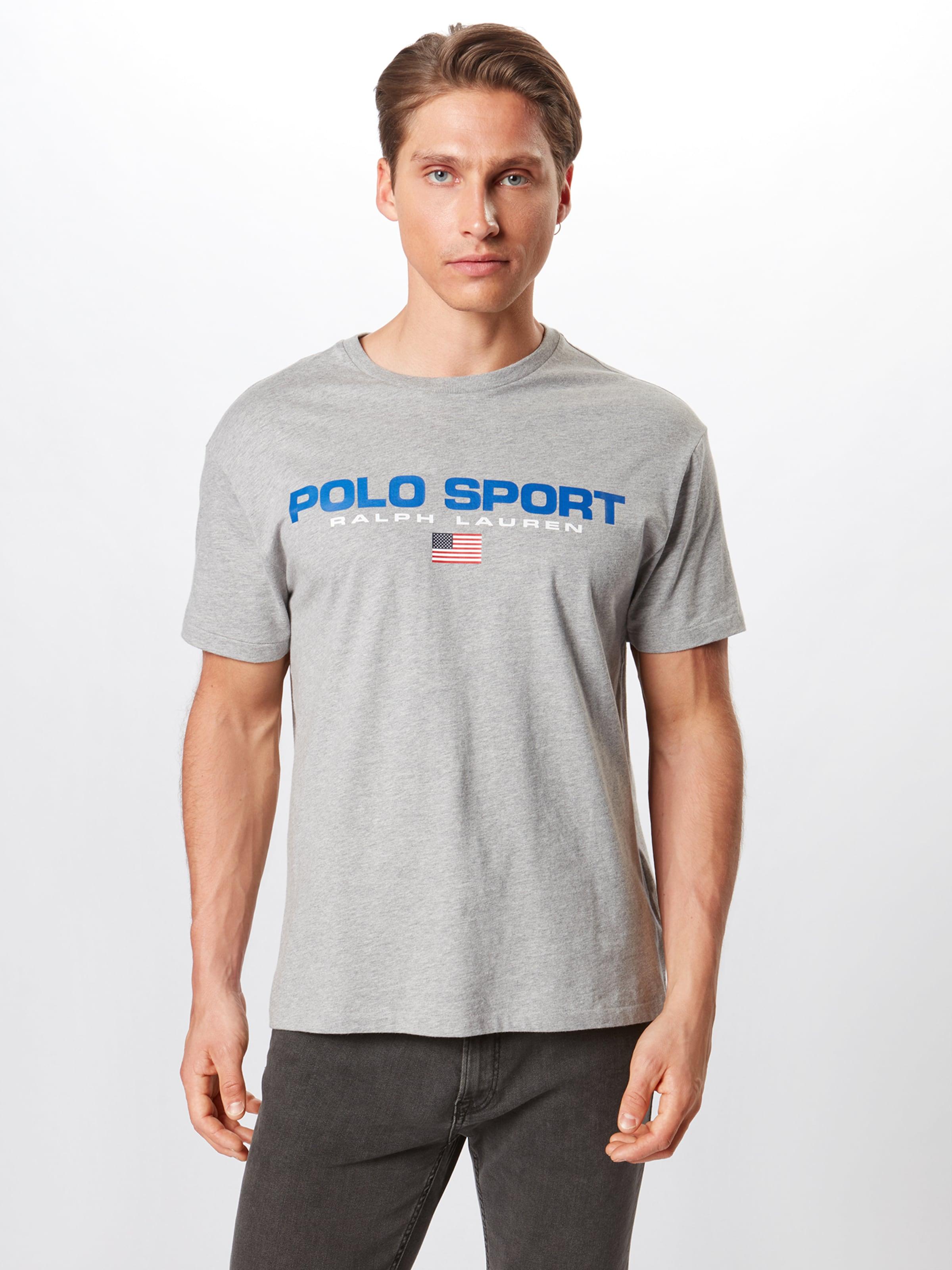 shirt En Lauren '26 1 Polo Jersey ssl tsh' Ralph Gris T N8vmn0w