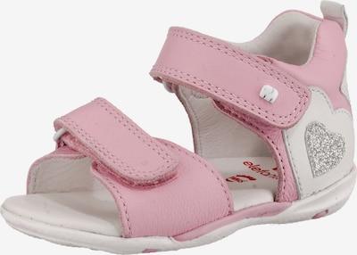 ELEFANTEN Sandalen 'Irma' in rosa / weiß, Produktansicht