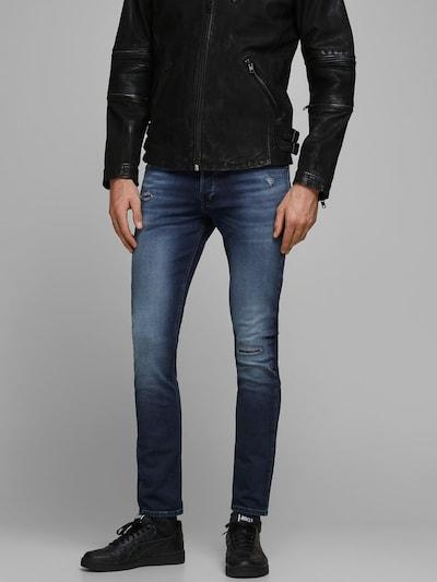JACK & JONES Jeans 'Glenn GE 020' in blau, Modelansicht
