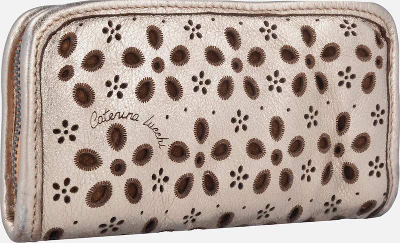 Caterina Lucchi Geldbörse Leder 19,5 cm