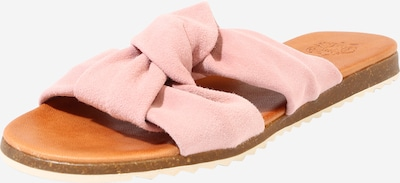 Apple of Eden Slipper 'MAYA' in rosa: Frontalansicht