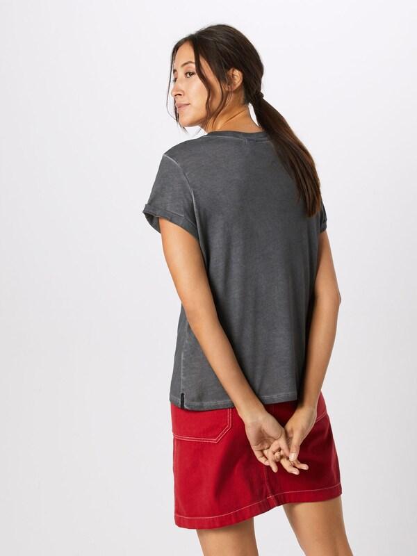 shirt T Junkie Anthracite 's Spring' Catwalk En MVSUzp