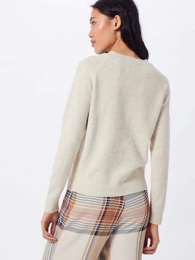 VERO MODA Džemperis pieejami krēmkrāsas: Aizmugures skats