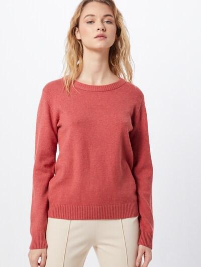 VILA Pullover 'RIL' in pink, Modelansicht