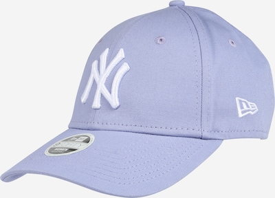NEW ERA Cap 'Essential 9Forty' in lavendel / weiß, Produktansicht