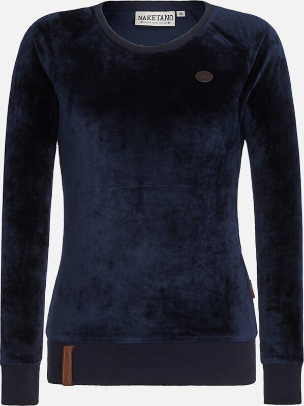 Naketano En Bleu shirt Sweat Foncé OPn0kXwN8