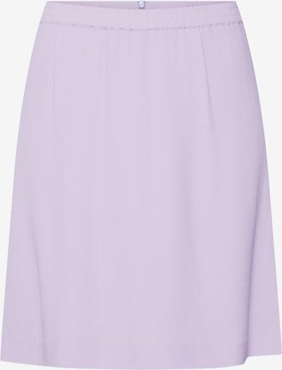 Pop Copenhagen Rock 'Georgette Skirt' in lavendel, Produktansicht
