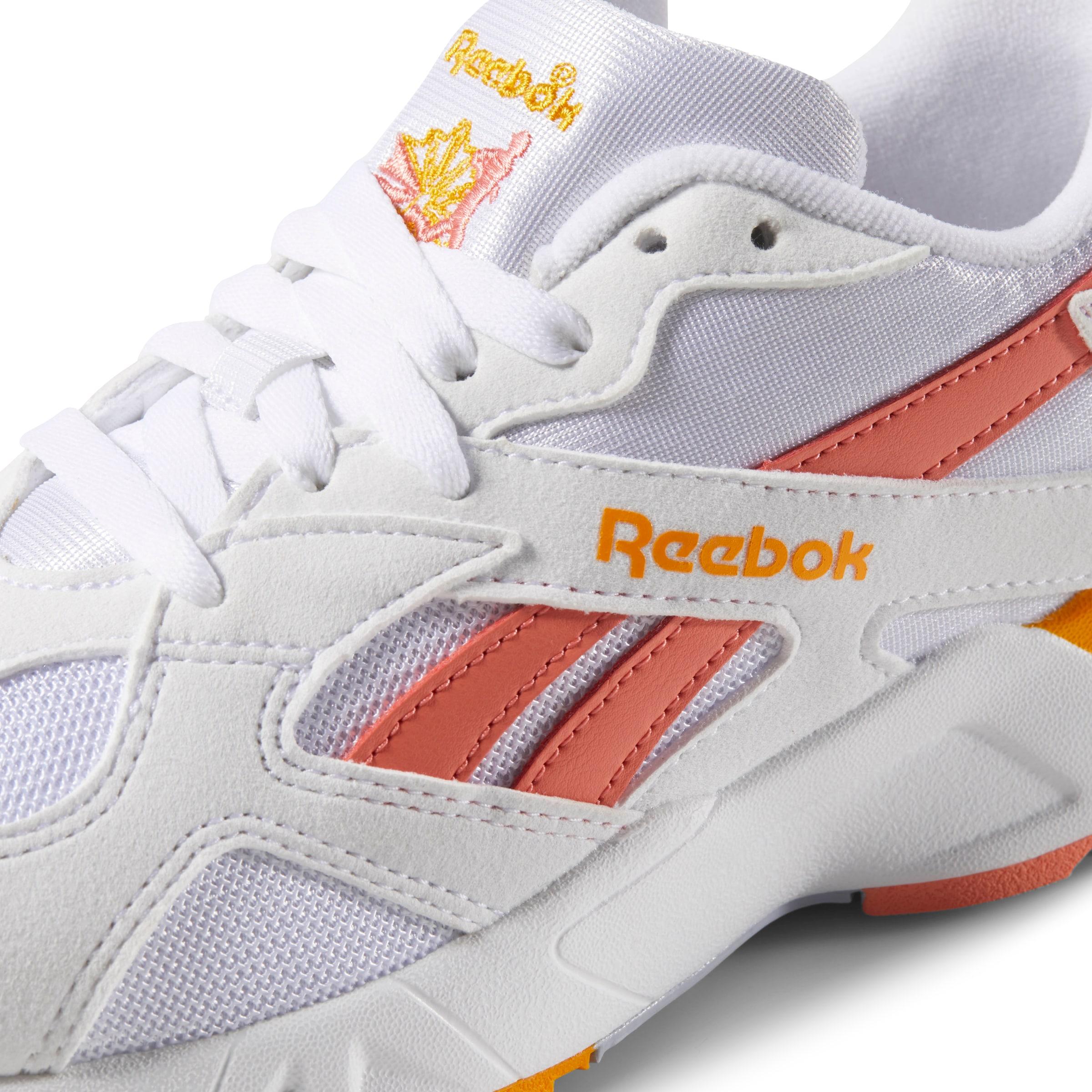 In Reebok KoralleWeiß 'aztrek' Classic Sneaker qpSUMVz