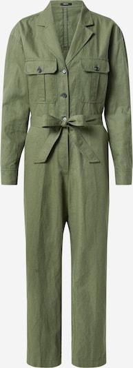 DENHAM Overall 'GALLOWAY' in grün, Produktansicht