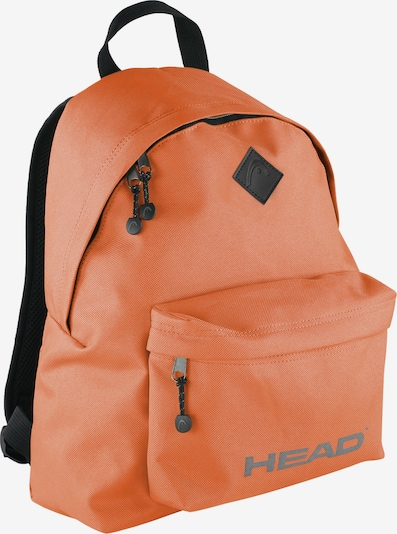 HEAD Rucksack 'Spirit' in orange / schwarz, Produktansicht