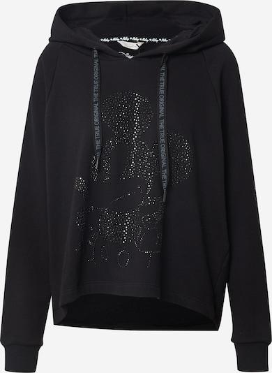 Frogbox Sweatshirt 'Mickey' in schwarz, Produktansicht