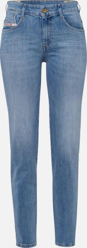 DIESEL Jeans 'Rifty' in Blau denim  Bequem und günstig