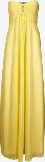 heine Robe de soirée en jaune pastel, Vue avec produit
