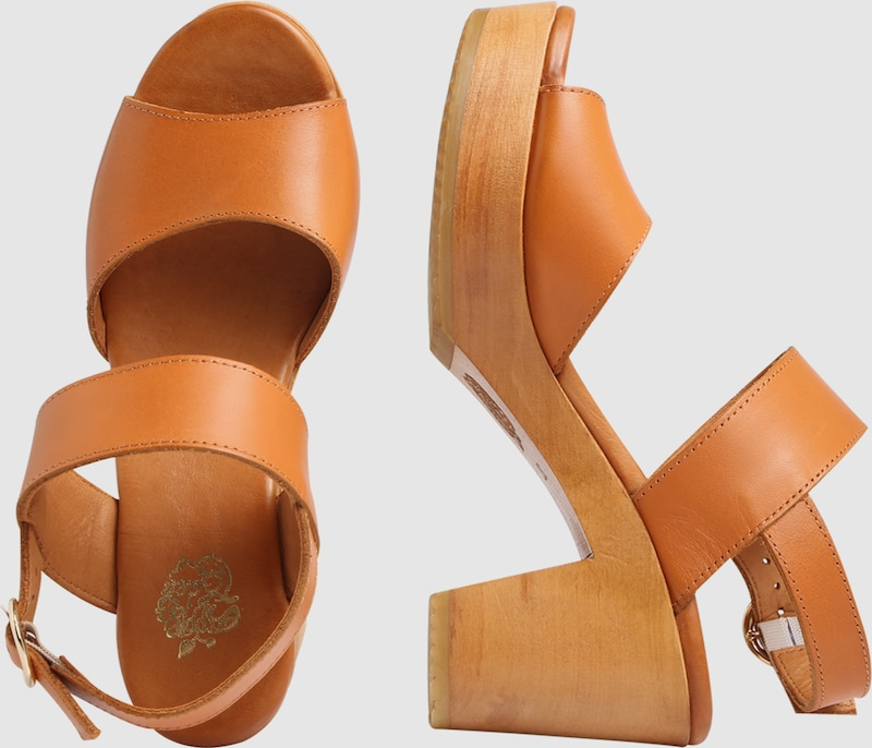 Apple of Eden | Sandale 'Oni' Schuhe Gut getragene Schuhe Schuhe getragene 63c6ab