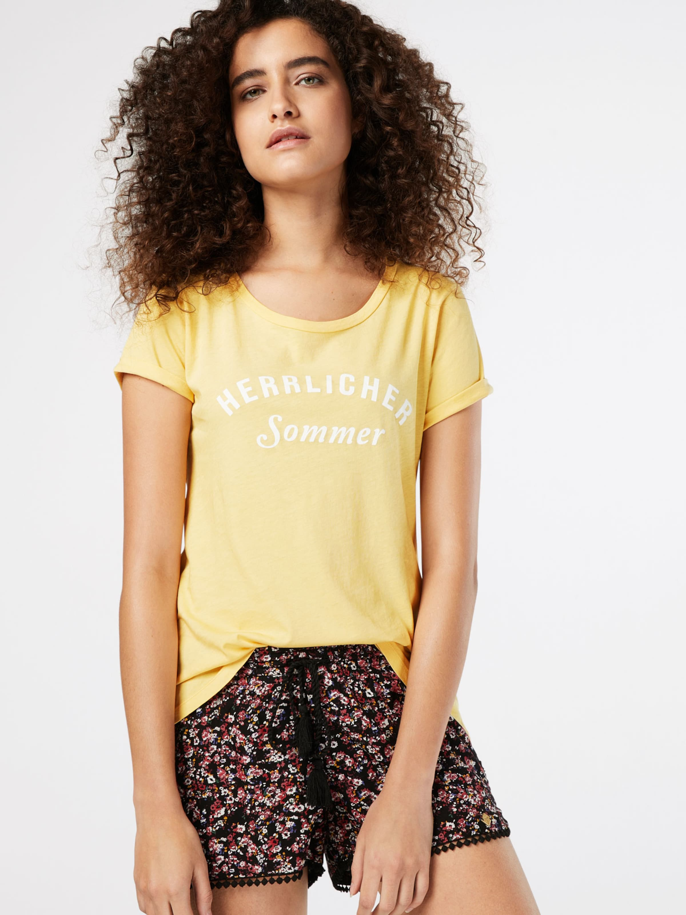Billiger Großhandel Bester Großhandelsverkauf Online Herrlicher Shirt 'Kendall' Rabatt Günstigsten Preis 100% Original Günstiger Preis dc4Ci4NSXr