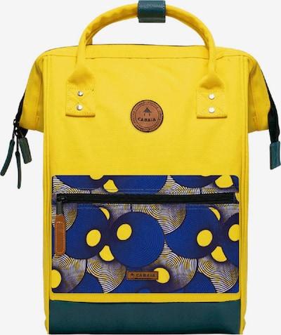 Cabaia Rucksack in gelb, Produktansicht