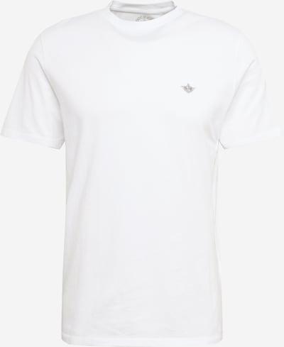 Dockers T-Shirt 'PACIFIC CREW' en blanc, Vue avec produit