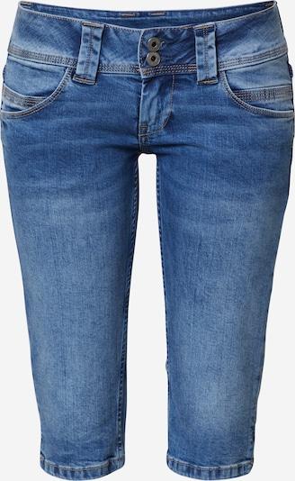 Pepe Jeans Bleached Caprijeans 'Venus' in blau, Produktansicht