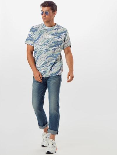 LEVI'S Jeans '501' in blue denim