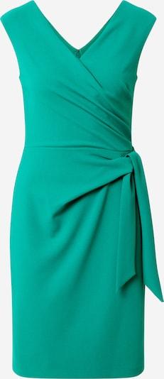 Lauren Ralph Lauren Robe de cocktail 'Cleonie' en vert, Vue avec produit