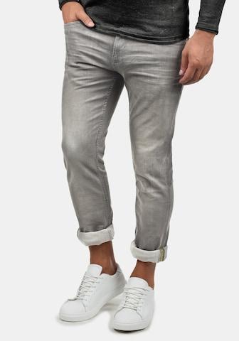 BLEND 5-Pocket-Hose 'Pico' in Grau