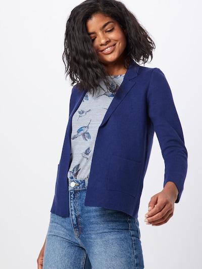 MORE & MORE Blazer in blau, Modelansicht