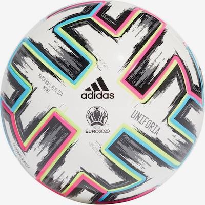 ADIDAS PERFORMANCE Fußball 'Uniforia Mini' in mischfarben / weiß, Produktansicht