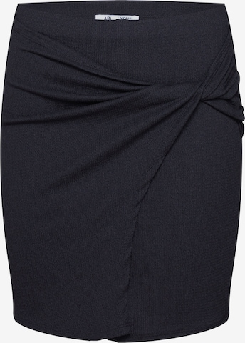 ABOUT YOU Skirt 'Kasha' in Black