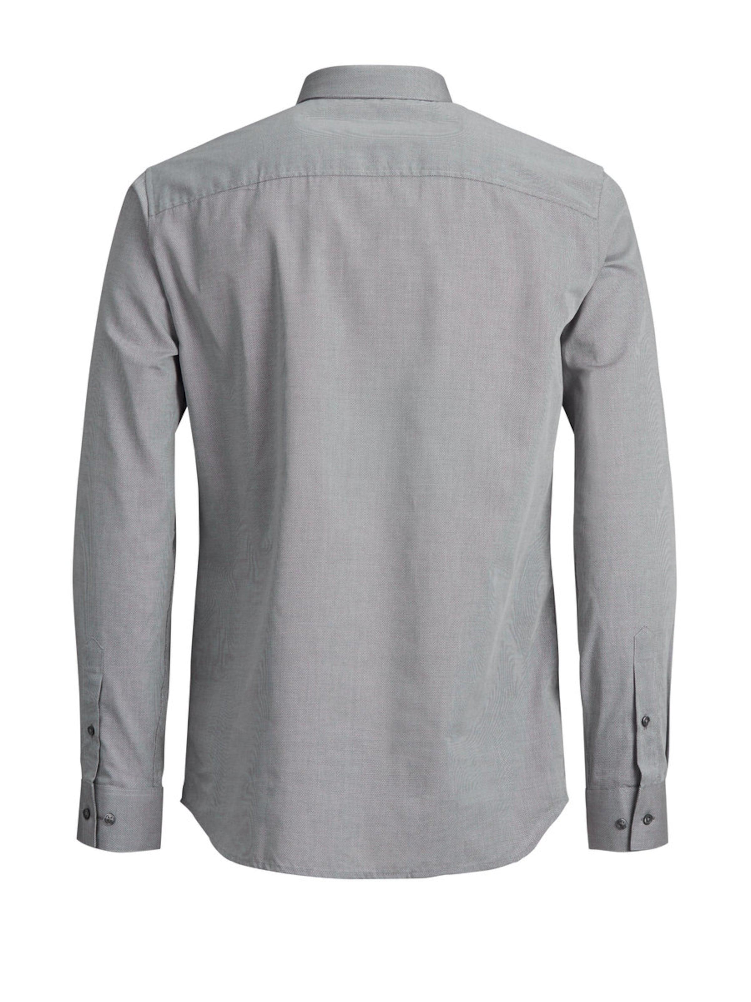 Grau In Jones Langarmhemd Jackamp; Jones Langarmhemd In Jackamp; iOXZTkwPul