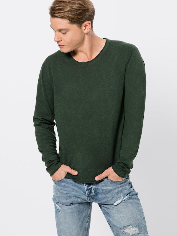 'liverpool' Pepe En over Foncé Jeans Vert Pull ZXOTPkui