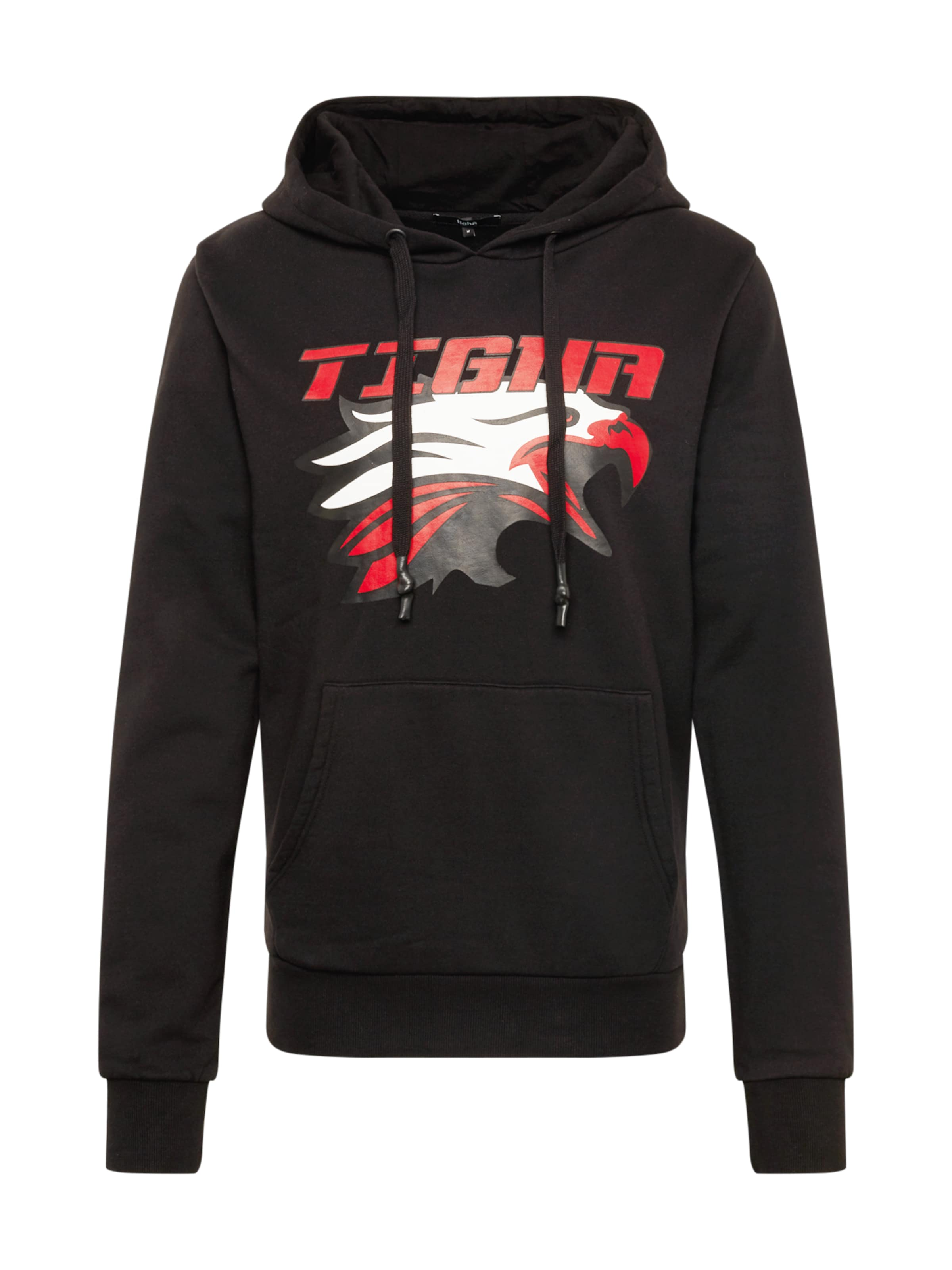 In 'flinn' Tigha Sweatshirt 'flinn' Schwarz Tigha Sweatshirt In Schwarz mNn0O8wv