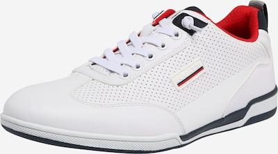 bugatti Sneaker 'SOLAR EXKO' in weiß: Frontalansicht