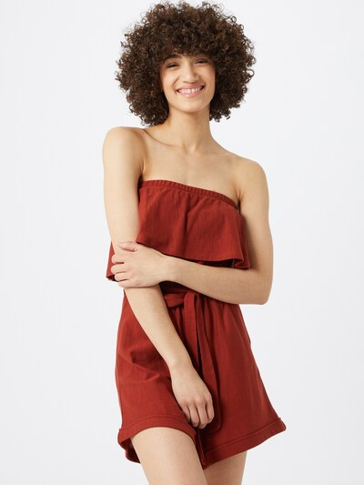 ABOUT YOU Jumpsuit 'Levke' in rostrot, Modelansicht